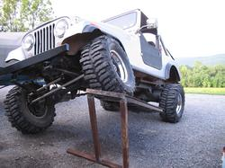 MotorHeadsStuffs 1986 Jeep CJ7