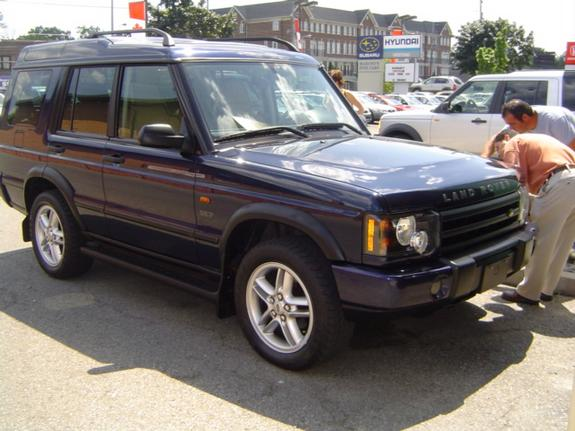 landroverlover65 2003 land rover discovery specs photos modification info at cardomain. Black Bedroom Furniture Sets. Home Design Ideas