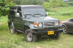 grd1975 1992 Toyota Land Cruiser