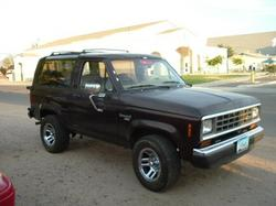 ChickenWing78s 1988 Ford Bronco II