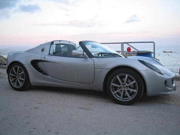 Another abelidish 2003 Lotus Elise post... - 6573234