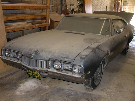68CutlassCutie 1968 Oldsmobile Cutlass Supreme 6567670