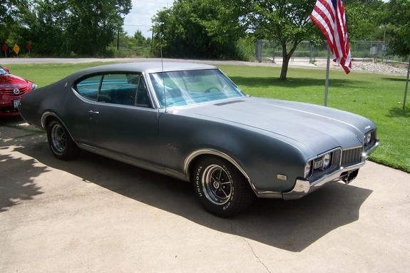 68CutlassCutie 1968 Oldsmobile Cutlass Supreme 6567671
