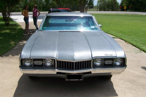 68CutlassCutie 1968 Oldsmobile Cutlass Supreme 6567672