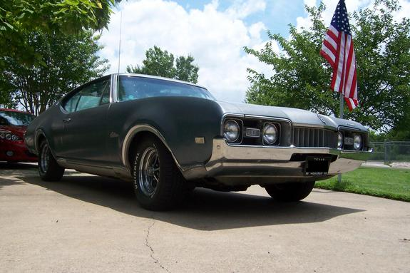 68CutlassCutie 1968 Oldsmobile Cutlass Supreme 6567673