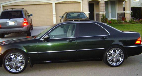 Another youngballer20 2002 Acura RL post... - 6568245