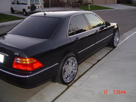 Another youngballer20 2002 Acura RL post... - 6568246