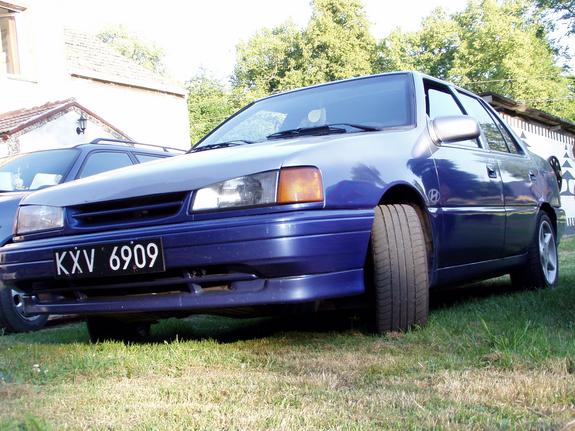 Another Dynka 1991 Hyundai Excel post... - 6568064