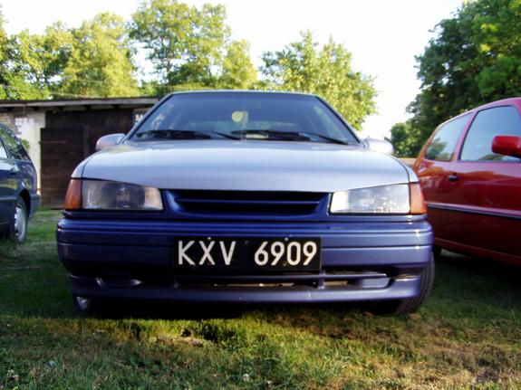 Another Dynka 1991 Hyundai Excel post... - 6568066