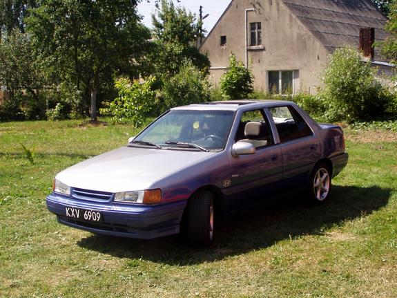 Another Dynka 1991 Hyundai Excel post... - 6568074