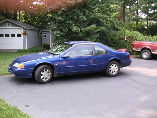 Joes95gt S 1994 Ford Thunderbird In Wilmington De