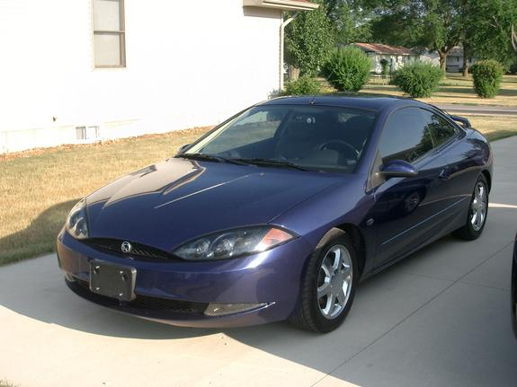 BigBalledOX 1999 Mercury Cougar Specs Photos Modification Info