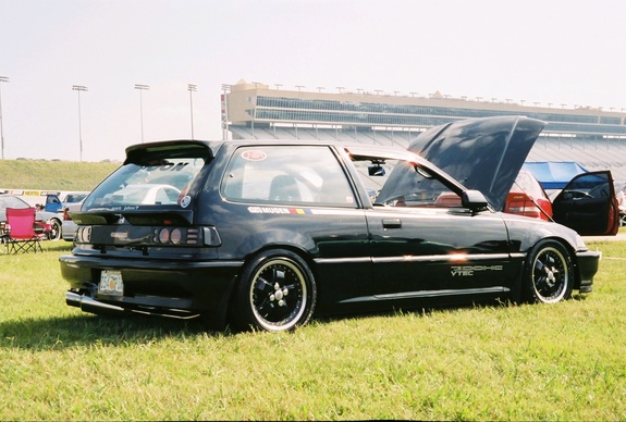 Sir90hatch S 1990 Honda Civic In Fort Walton Beach Fl
