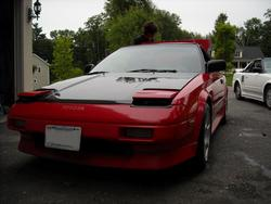 BowtieJunkies 1987 Toyota MR2