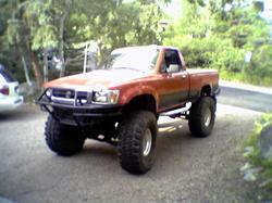 94XJMudPrincesss 1994 Toyota Regular Cab