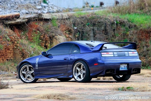 Gallery for gt modified nissan 300zx