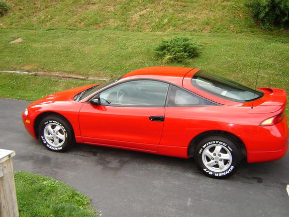 dansclipse 39 s 1996 mitsubishi eclipse in richmond va. Black Bedroom Furniture Sets. Home Design Ideas