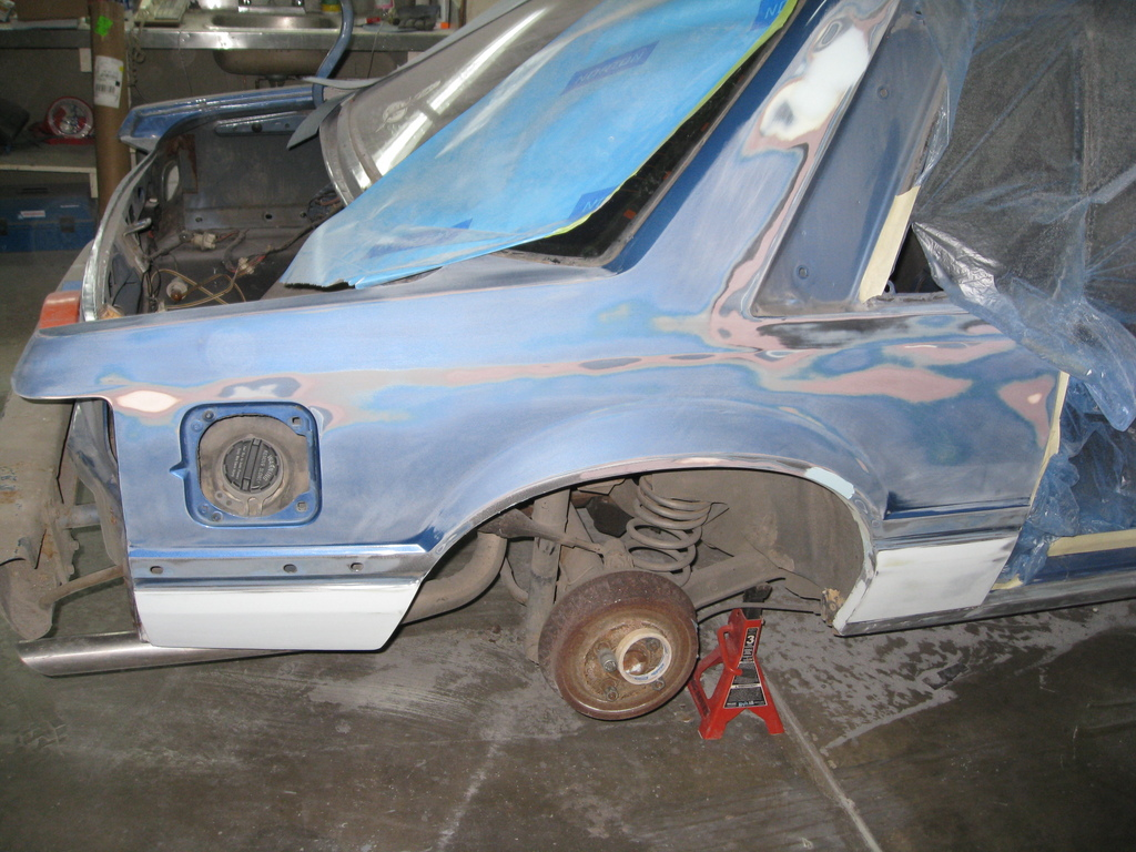 rigamaroles 1989 Ford Mustang 6577615