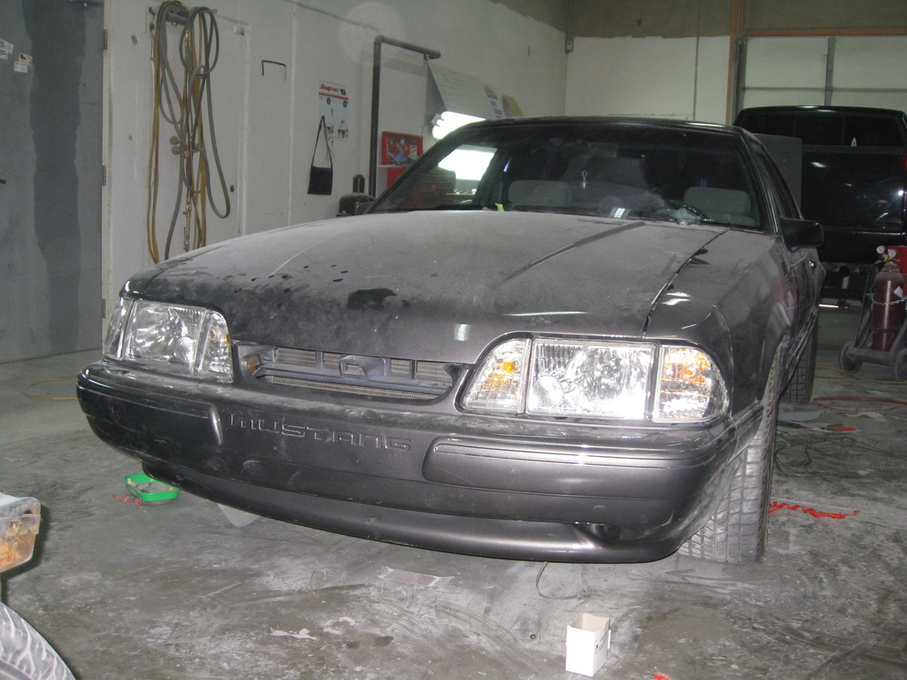 rigamaroles 1989 Ford Mustang 6577634
