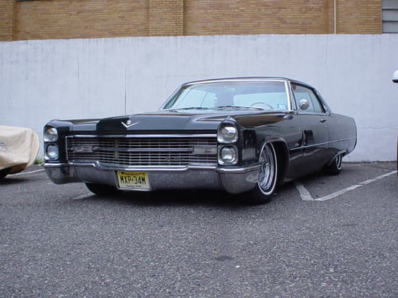 Another caddykid66 1966 Cadillac DeVille post... - 6630963