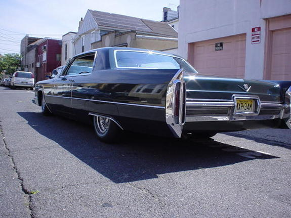 Another caddykid66 1966 Cadillac DeVille post... - 6630965