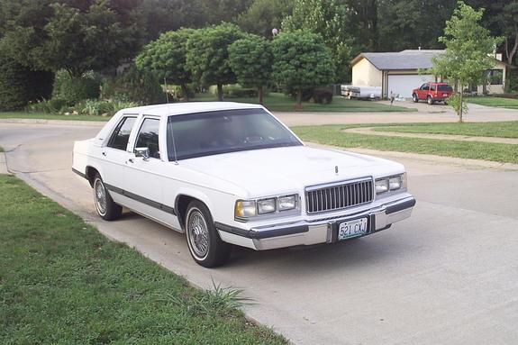 1991 Mercury Grand Marquis Page 2  View all 1991 Mercury Grand