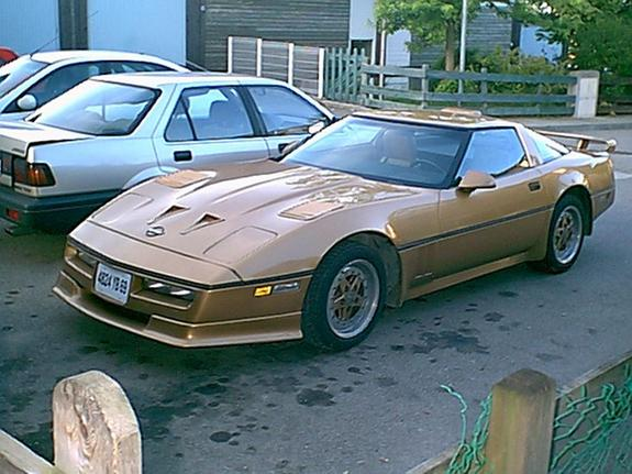 Another feu_follet 1984 Chevrolet Corvette post... - 6589606