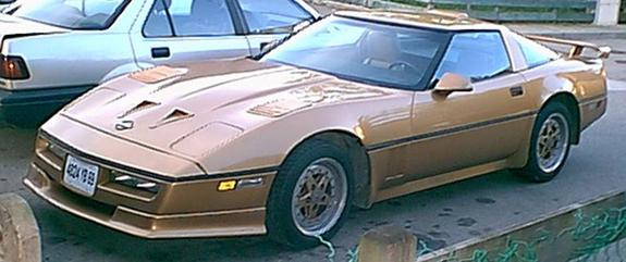 Another feu_follet 1984 Chevrolet Corvette post... - 17545668