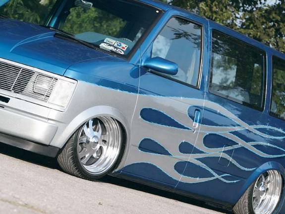 Another custom__cars 1994 Chevrolet Astro post... - 6579833