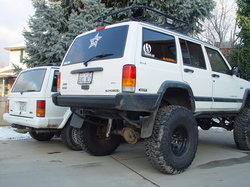 GeoffElders 1998 Jeep Cherokee