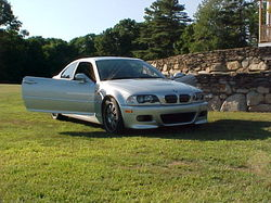 Trixedprelude 2005 BMW M3