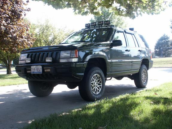 Large on 1995 Jeep Grand Cherokee