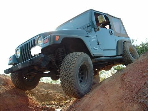 SWORDsJeep's 1999 Jeep Wrangler