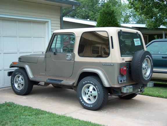 Another Big_Dil 1989 Jeep Wrangler post... - 6590699
