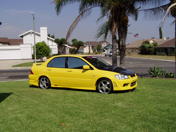kprofgold 2003 mitsubishi lancer specs photos modification info at cardomain. Black Bedroom Furniture Sets. Home Design Ideas