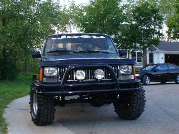 ddoffroad 1990 jeep cherokee specs photos modification info at cardomain. Black Bedroom Furniture Sets. Home Design Ideas
