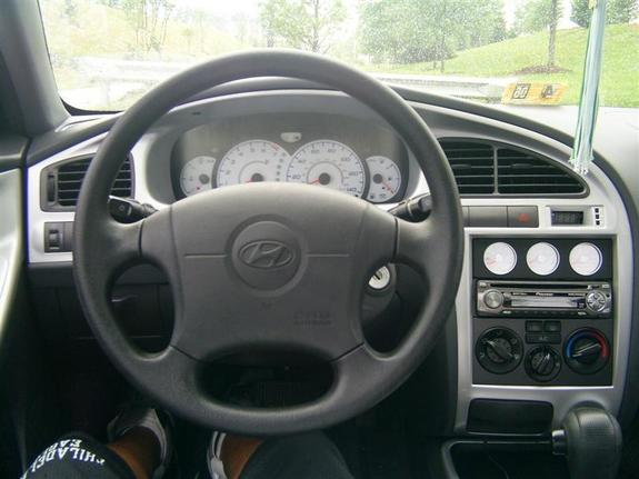 Arunsenior04 2001 Hyundai Elantra Specs Photos