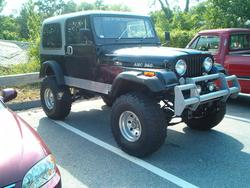 beefinesss 1983 Jeep CJ7