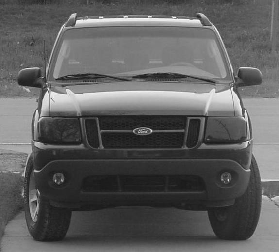 2005 Ford Explorer Sport Trac Interior: Blkdoutx 2005 Ford Explorer Sport Trac Specs, Photos