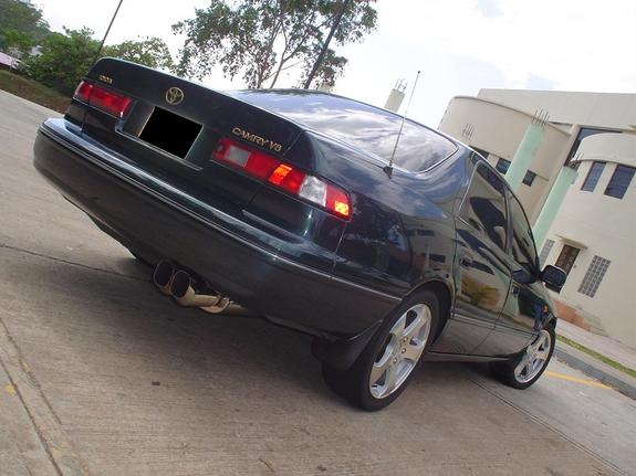 Another pty370z 1998 Toyota Camry post... - 6593885