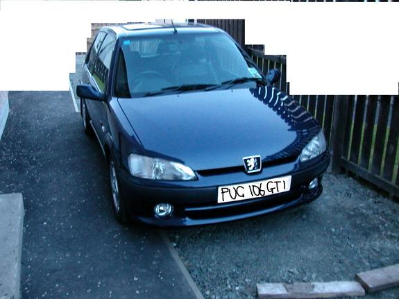 Another weephil 2000 Peugeot 206 post... - 6593273