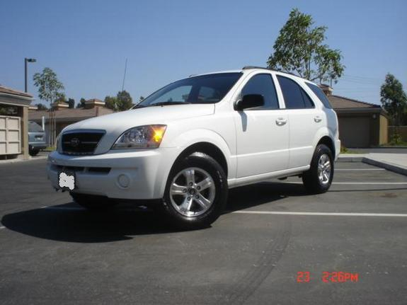 rockrwlr 2005 kia sorento specs photos modification info. Black Bedroom Furniture Sets. Home Design Ideas