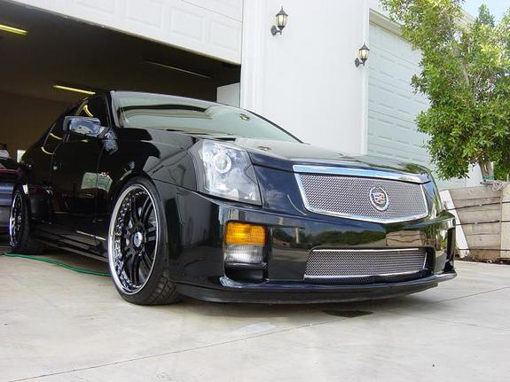 blackcts v 2005 cadillac cts specs photos modification. Black Bedroom Furniture Sets. Home Design Ideas