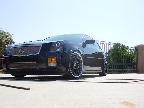 blackcts-v 2005 Cadillac CTS 6593725