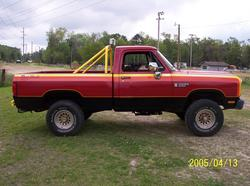 porschekiller 1990 Dodge Ram 1500 Regular Cab