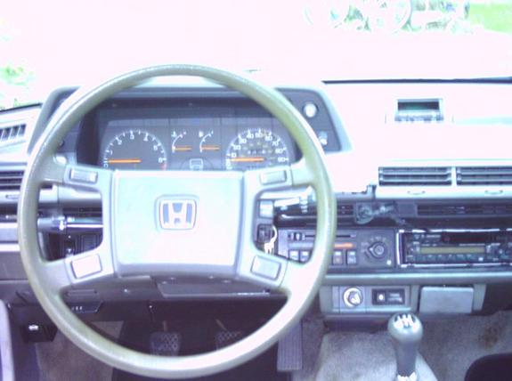 1985 Honda Accord Interior >> LaBorde 1985 Honda Accord Specs, Photos, Modification Info at CarDomain