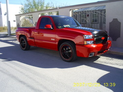 FER79s 2005 Chevrolet Silverado 1500 Regular Cab