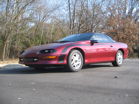 Another 94PatriotRedZ 1994 Chevrolet Camaro post... - 6601119