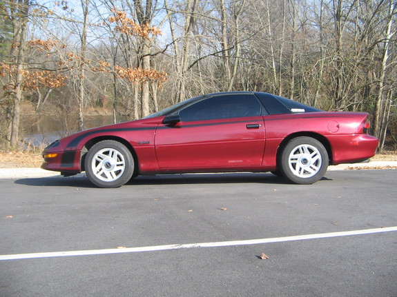 Another 94PatriotRedZ 1994 Chevrolet Camaro post... - 6601120