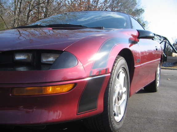 Another 94PatriotRedZ 1994 Chevrolet Camaro post... - 6601121